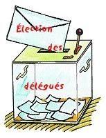 L'élection des délégués chez les CP